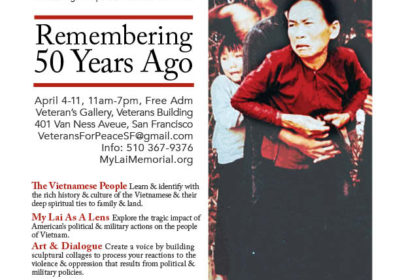 My Lai Remembered, Veterans For Peace Exhibit