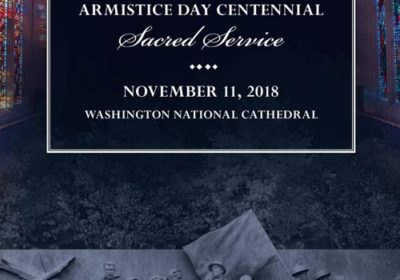 World War One Sacred Service, November 11, 2018